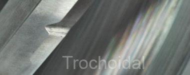 Trochoidal Fräser
